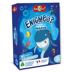 Enigmes - Monde marin