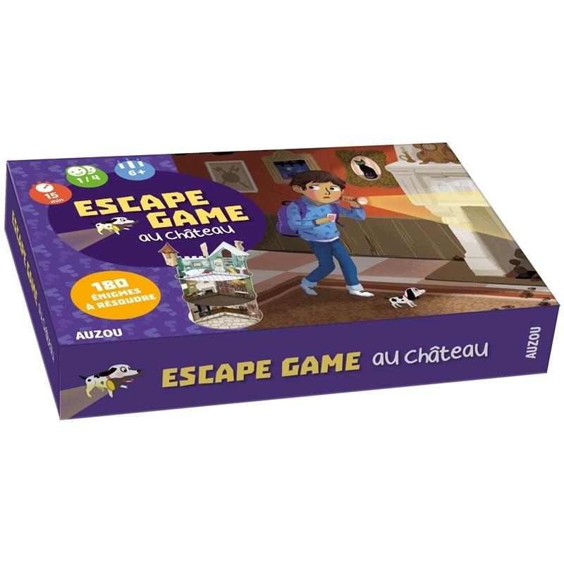 0Escape Game au Château