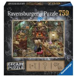 Escape Puzzle - Cuisine de Sorcière (759 Pcs)