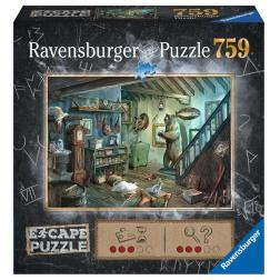 Escape Puzzle - La Cave de la Terreur (759 Pcs)