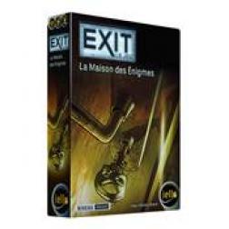 Exit - La Maison des énigmes (débutant)