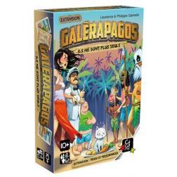 Galérapagos - ext. Ils ne sont plus seuls