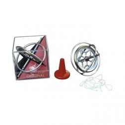 Gyroscope Original en Boite Plexiglas