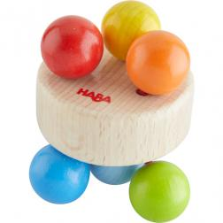 Hochet - Boules multicolores