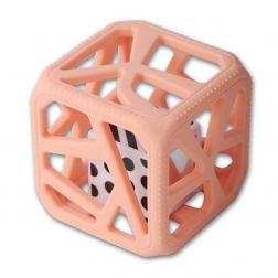 Hochet Cube De Dentition - Pêche
