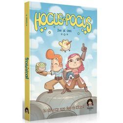 Hocus Pocus - 2 - Duo de choc - La BD dont vous êtes le héros