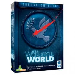 It's a wonderful world - ext. Guerre ou paix
