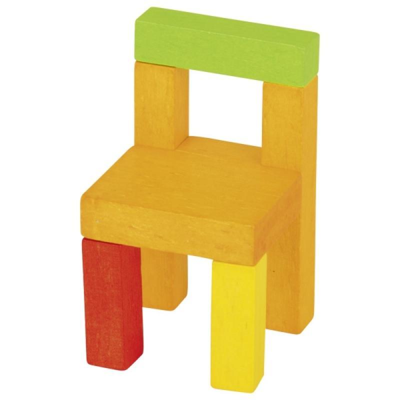3Jeu d'adresse - Les Chaises