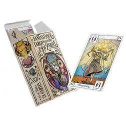 Jeu de tarot 78 cartes - Le fantastique tarot halluciné du Dr. Zariel
