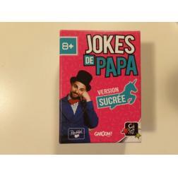 Jokes de Papa - ext Sucrée (occasion)