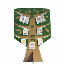 Kit Créatif - Mon Arbre Généalogique (My Family Tree)