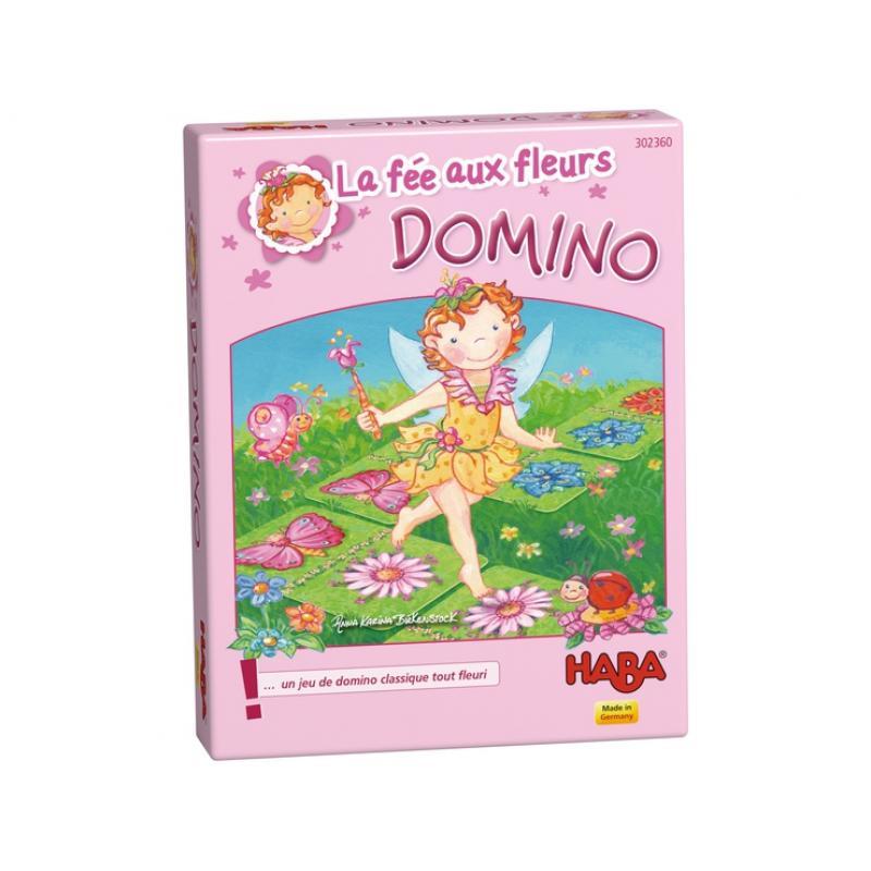 0La fée aux fleurs - Domino