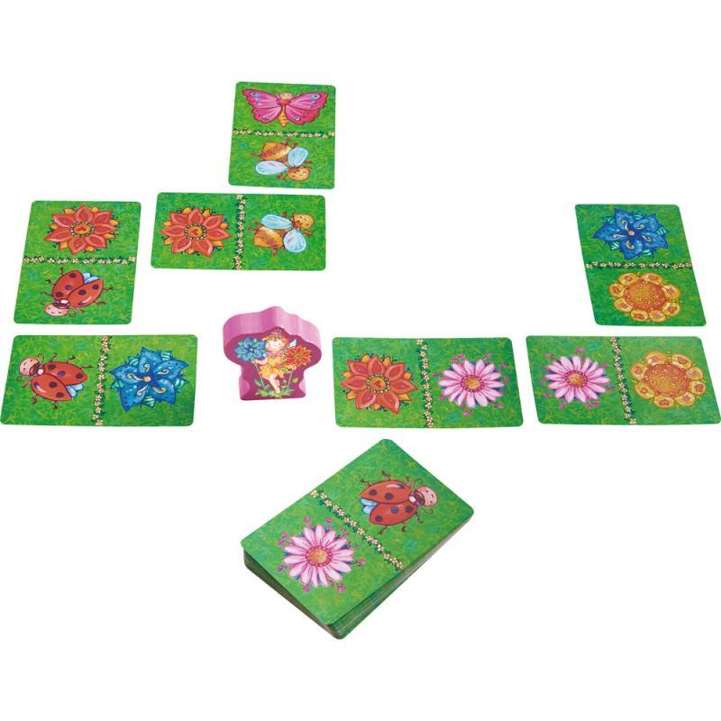 1La fée aux fleurs - Domino