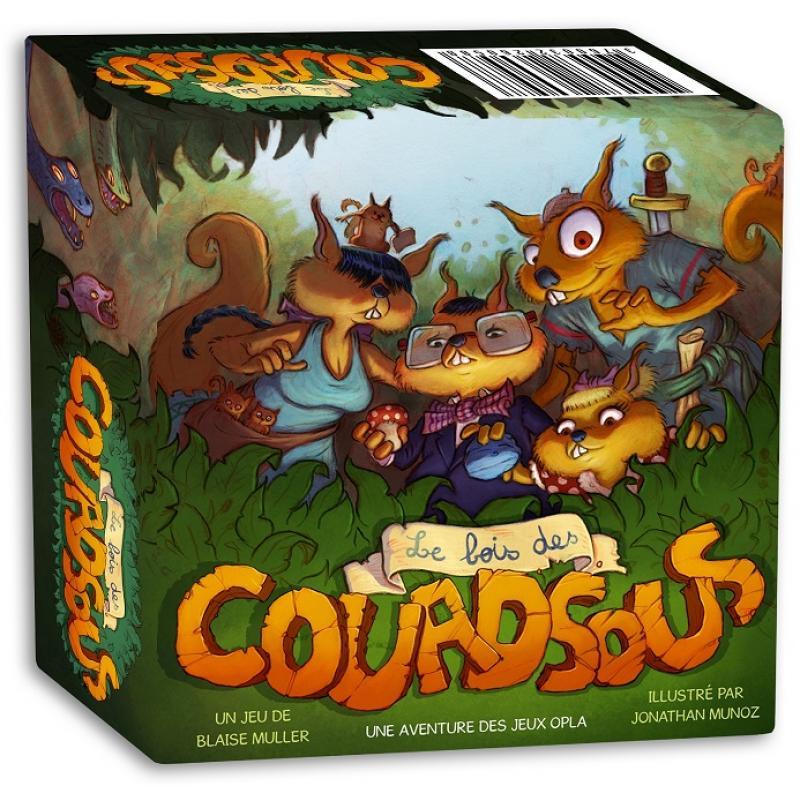 0Le Bois des Couadsous