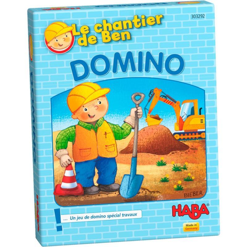 0Le Chantier de Ben - Domino