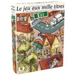 Le Jeu aux Mille Titres - Est (nouvelle version)