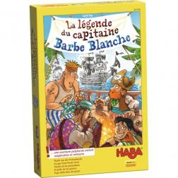 Légende du Capitaine Barbe Blanche