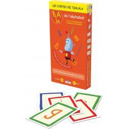 Les Cartes Tralala - B.A.-Ba de l'Alphabet
