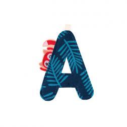 Lettre A - Alice