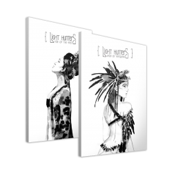 Light Hunters - 2 ext. Rise of the East et Dawn of Amazonia