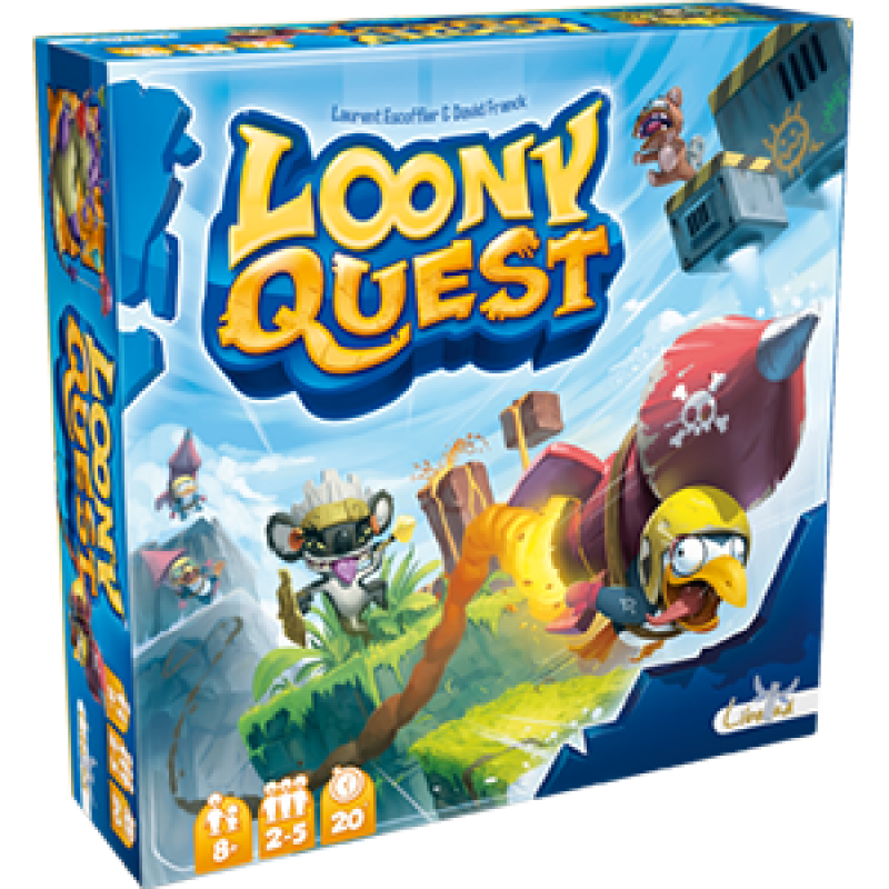 0Loony Quest