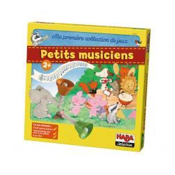 Ma première collection de jeux - Petits Musiciens