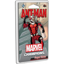 Marvel Champions - Ext - Ant-Man (Paquet Héros)