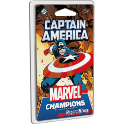 Marvel Champions - Ext. Captain America