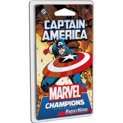 Marvel Champions - Ext. Captain America