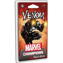 Marvel Champions - Ext.  Venom (paquet héros)