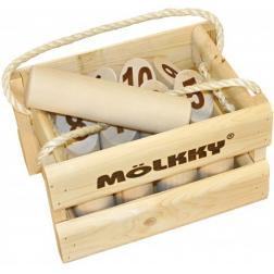 Mölkky Deluxe (caisse en bois)