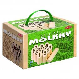 Molkky - Jeu de quilles en bois