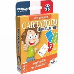 Mon Premier Cartatoto - Les Chiffres