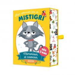 Mon premier jeu de Mistigri (Auzou)