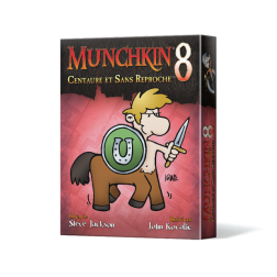 MUNCHKIN - Ext. - 8 Centaure et sans reproche