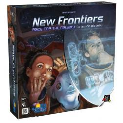 New Frontiers (Race for the Galaxy, le jeu de plateau)