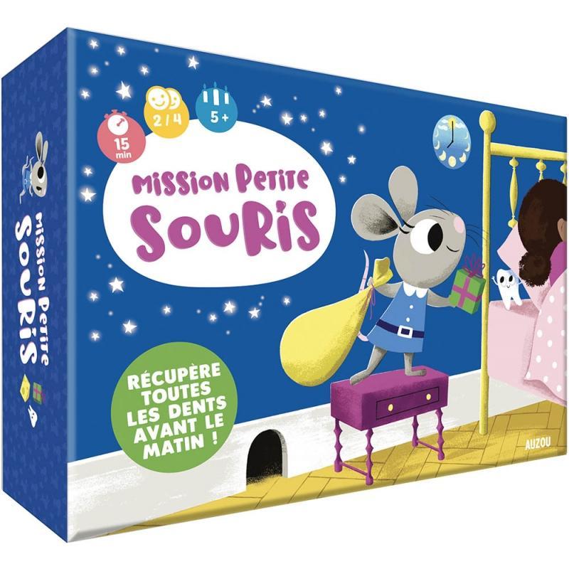 0P'tit Jeu - Mission Petite Souris