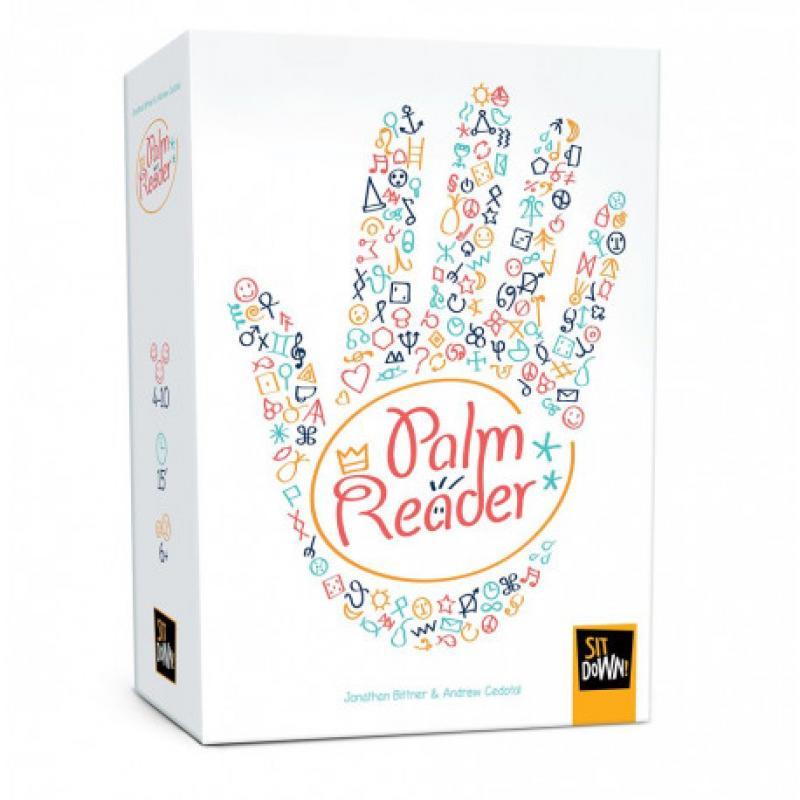0Palm Reader