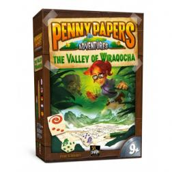Penny Papers Adventures - The Valley of Wiraqocha