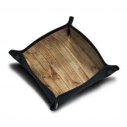 Piste de dés néoprène - Wood Texture