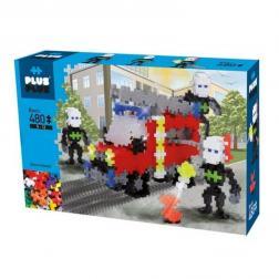Plus Plus - Box Brigade incendie