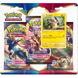 Pokémon EB01 : Epée et Bouclier - Pack 3 boosters