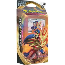 Pokémon EB02 : Clash des Rebelles - Starter