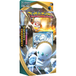 Pokémon Épée et Bouclier - Ténèbres Embrasées - Starter
