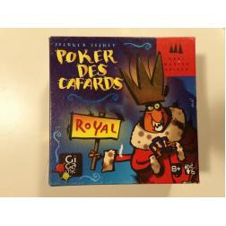 Poker des cafards royal (occasion)