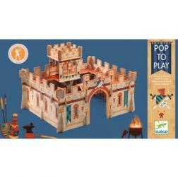 Pop to Play - Château Médiéval 3D
