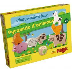 Premiers Jeux - Pyramide d'animaux
