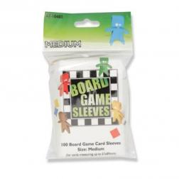 Protège Cartes 57x89mm : Arcane Tinmen - Boardgame Sleeves Medium (X100)