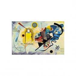 Puzzle Classique - Jaune, Rouge, Bleu - Kandinsky (1000 pcs)