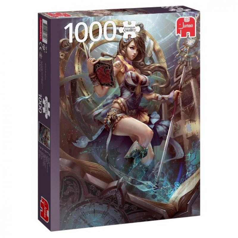 0Puzzle Fantasy - Voyage dans le Temps (1000 pcs)